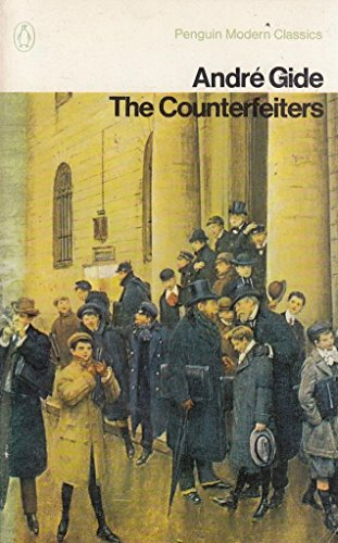 The Counterfeiters (Modern Classics) By Andre Gide
