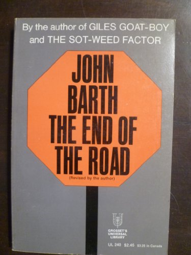 End of the Road By John Barth