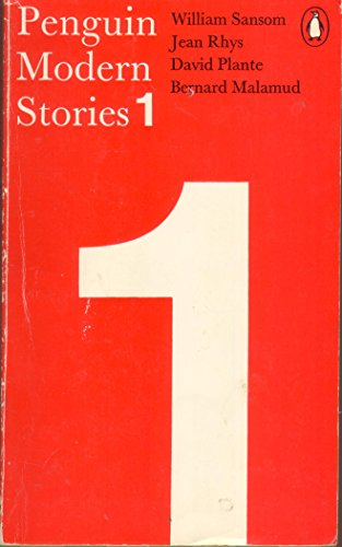 Penguin Modern Stories By Bernard Malamud