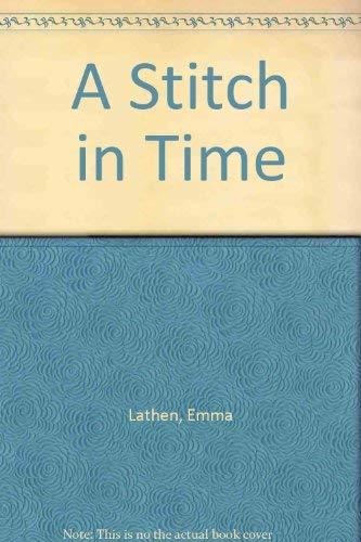 A Stitch in Time By Emma Lathen