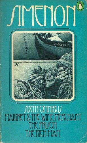 The Sixth Simenon Omnibus By Georges Simenon