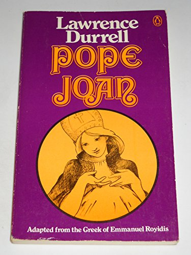 Pope Joan By Lawrence Durrell