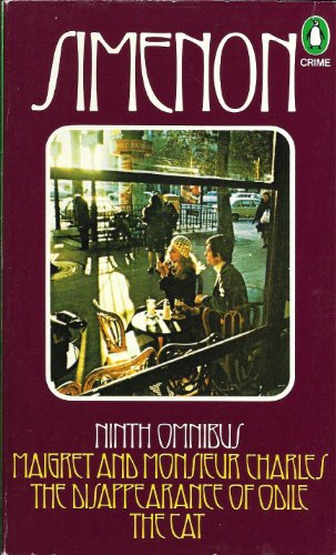 The Ninth Simenon Omnibus By Georges Simenon