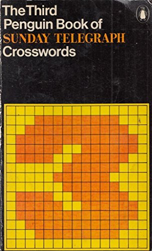 "Penguin Book of ""Sunday Telegraph"" Crosswords By Volume editor Alan Cash"