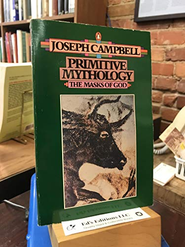 The Masks of God By Joseph Campbell