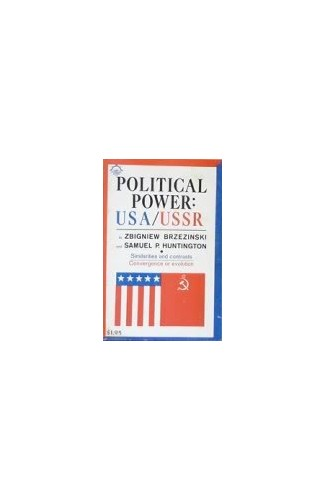 Political Power By Zbigniew Brzezinski