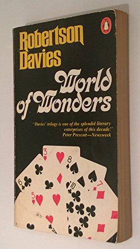World of Wonders By William Robertson Davies