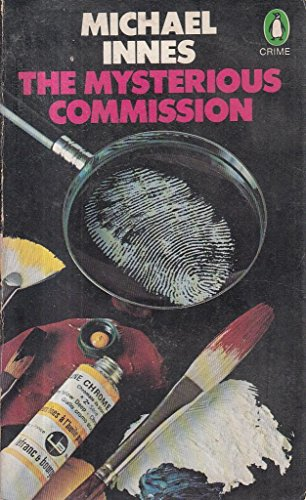 The Mysterious Commission By Michael Innes