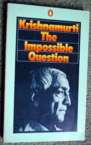 The Impossible Question by Unknown Author
