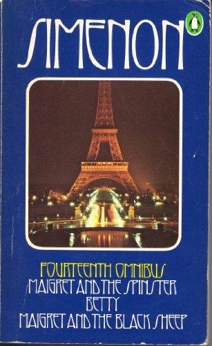 The Fourteenth Simenon Omnibus By Georges Simenon
