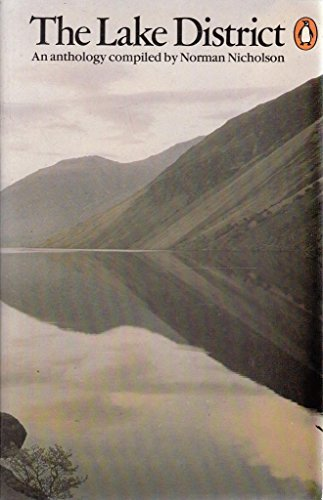 The Lake District By Edited by Norman Nicholson