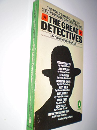 The Great Detectives By Otto Penzler