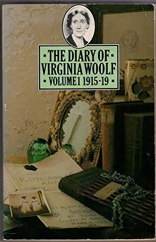 The Diary of Virginia Woolf, Vol.1 von Anne Bell