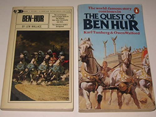 The Quest of Ben Hur By Karl Tunberg