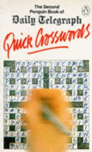 """Daily Telegraph"" Book of Quick Crosswords By Daily Telegraph"
