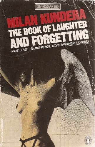 The Book of Laughter And Forgetting (King Penguin) By Milan Kundera