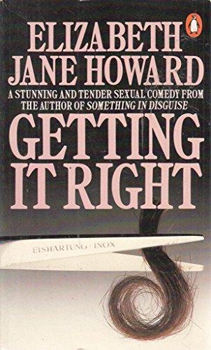 Getting IT Right By Elizabeth Jane Howard