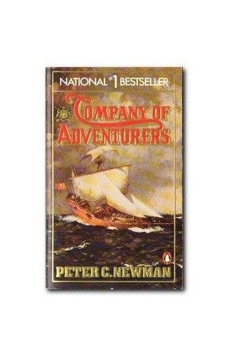 Company of Adventurers By Peter Charles Newman
