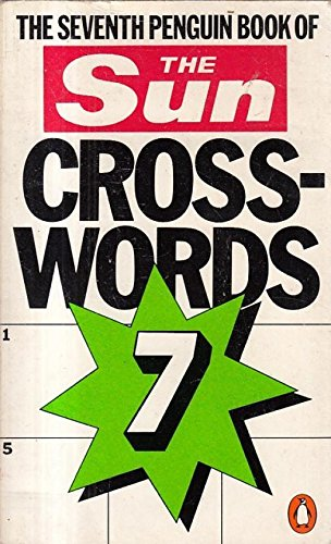 "Penguin Book of ""Sun"" Crosswords By Edited by Alan Cash"