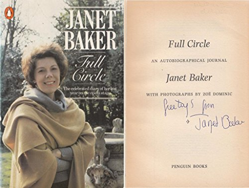 Full Circle By Janet Baker