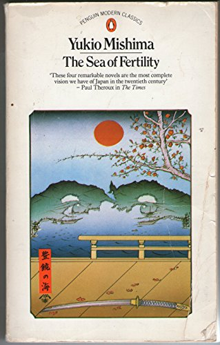 The Sea of Fertility By Yukio Mishima