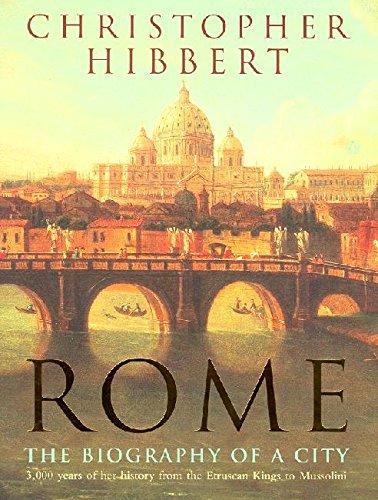 Rome By Christopher Hibbert