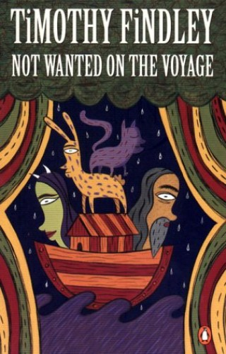 analysis of timothy findleys post modern novel not wanted on the voyage But other readers favour pilgrim, not wanted on the voyage, famous last words the joy is there were so many the joy is there were so many in the last decade, his work had finally begun to reach a european audience.