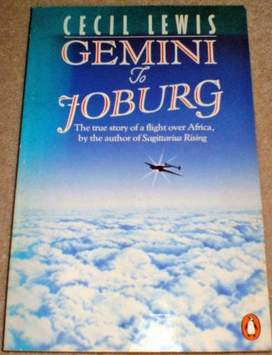 Gemini to Joburg by Cecil Lewis