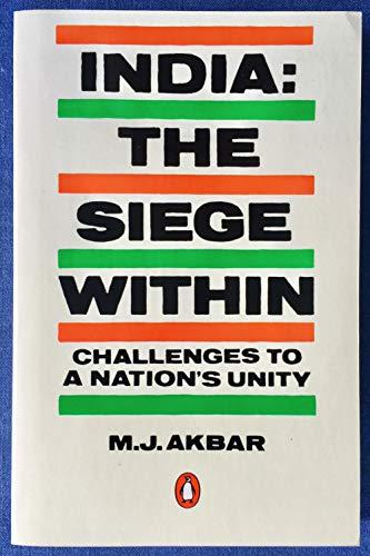 Siege within By M. J. Akbar