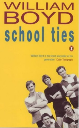 School Ties: Good And Bad at Games; Dutch Girls By William Boyd