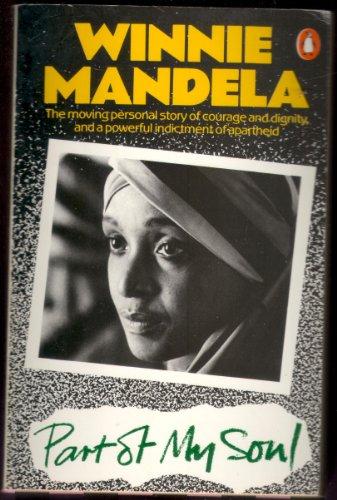 Part of My Soul By Winnie Mandela