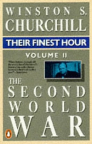 The Second World War By Winston S. Churchill