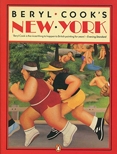 Beryl Cook's New York By Beryl Cook
