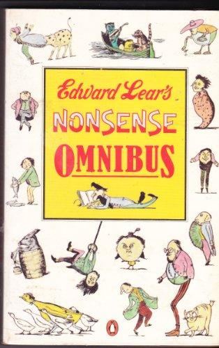 Nonsense Omnibus By Edward Lear