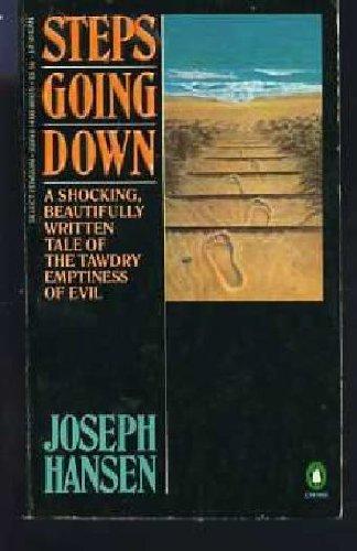 Steps Going Down (Penguin Crime Fiction) By Joseph Hansen