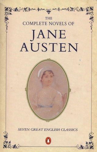 Complete Novels By Jane Austen