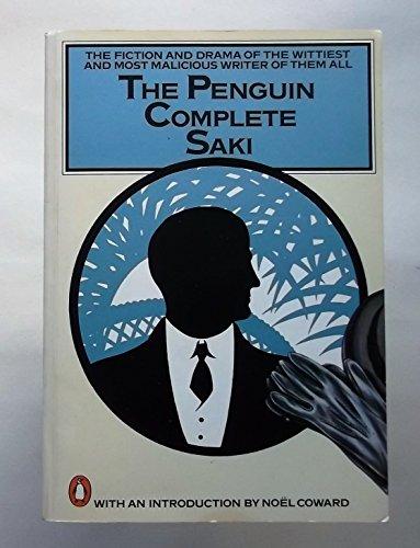 Penguin Complete Saki By Saki