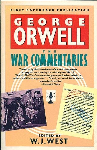 The War Commentaries By George Orwell