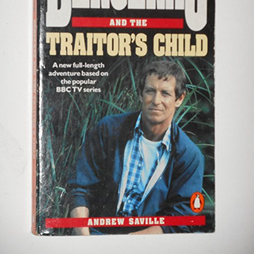 Bergerac and the Traitor's Child By Andrew Saville