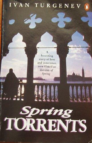 Spring Torrents By Ivan Turgenev