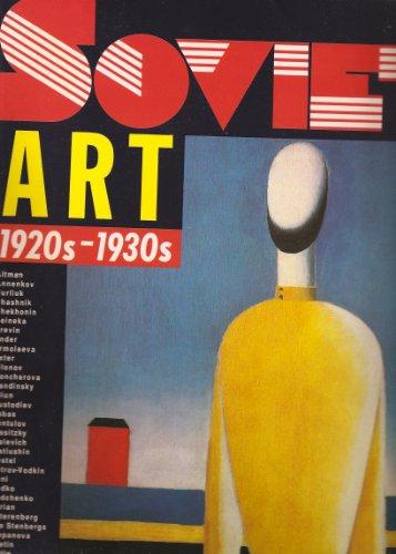 Soviet Art in the 20's and 30's By Vladimir Leniashin