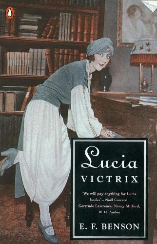 Lucia Victrix By E. F. Benson
