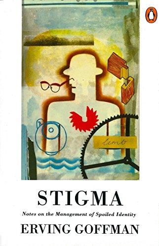 Stigma By Erving Goffman