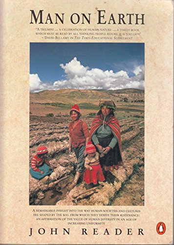 Man on Earth By John Reader