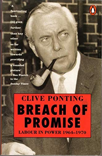 Breach of Promise By Clive Ponting