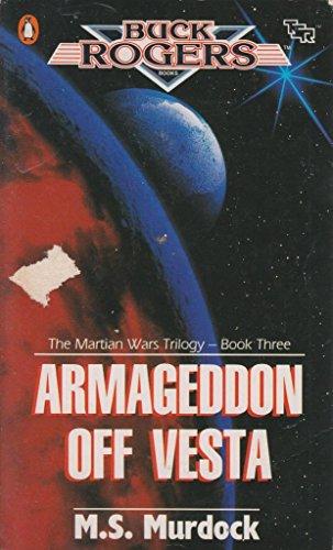 Armageddon Off Vesta By M.S. Murdock