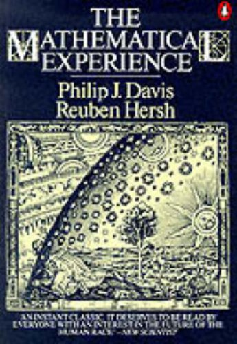 The Mathematical Experience By Reuben Hersh