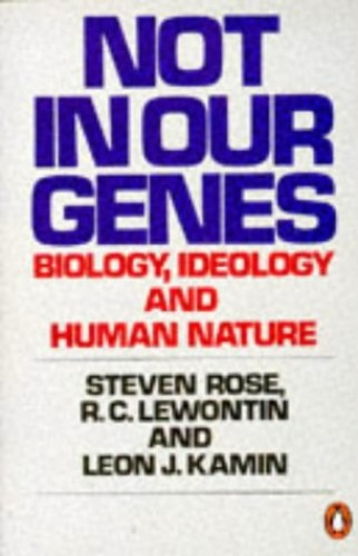 Not in Our Genes By Leon J. Kamin