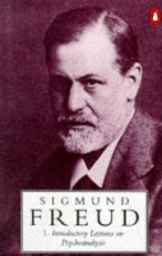 The Penguin Freud Library, Vol.1: Introductory Lectures On Psychoanalysis By Sigmund Freud