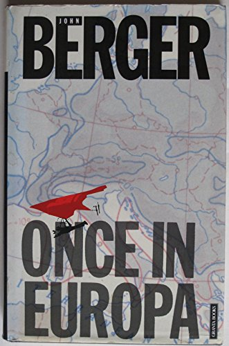 Once in Europa By John Berger